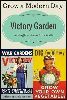 victory garden wwii posters vintage posters wwii