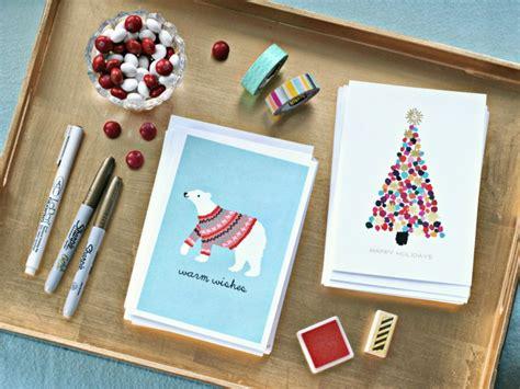 Mit Freundlichen Gr En Und Sch Ne Weihnachten weihnachtskarten selber machen 5 kreative ideen