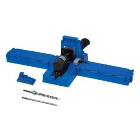kreg jig k5 pocket system k5 the home depot