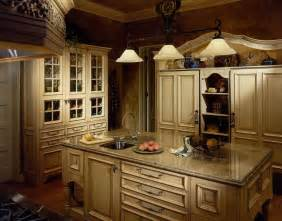 Country Kitchen With White Cabinets Country Kitchen Cabinets Design Ideas
