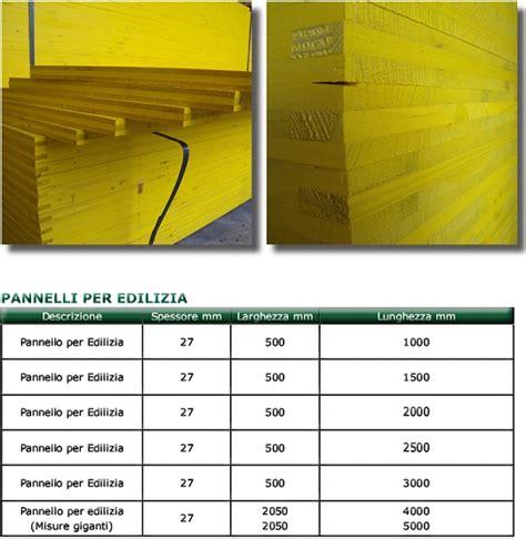 tavole per edilizia prezzi casa di cagna pannelli per cemento armato usati