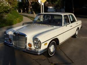 1970 Mercedes 280s 1970 Mercedes 280s Information And Photos Momentcar