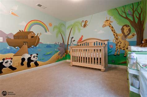 Jungle Stickers For Nursery Walls baby s nursery on pinterest noahs ark nursery noah ark