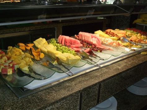 the fruit palace fresh fruit buffet picture of hotel riu palace mexico playa del carmen tripadvisor