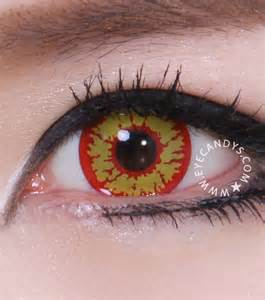 colored contacts halloween city halloween contact lenses amp costume suggestions eyecandy s
