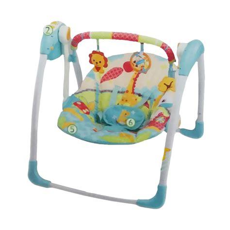 Istanatoys Id Ayunan Listrik Polar mainan ayunan bayi mainan toys