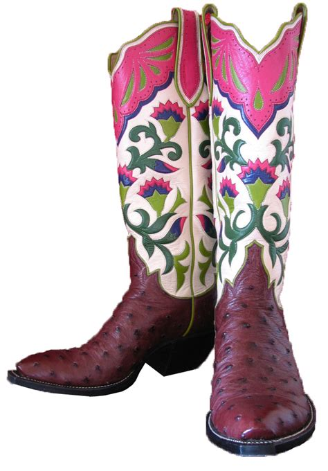 the best cowboy boots in window shopping with