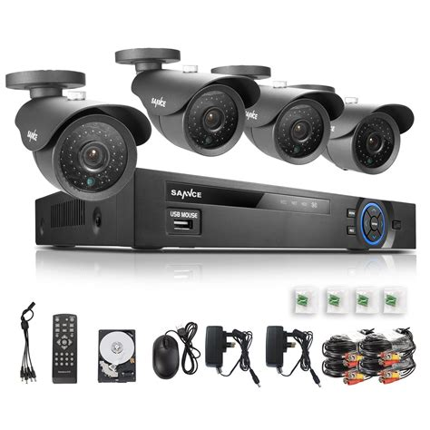 why the sannce cctv system is enough for most homes
