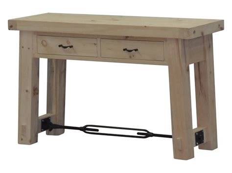 balustrade occasional tables asb conestoga yukon console table yukon console table yukon console