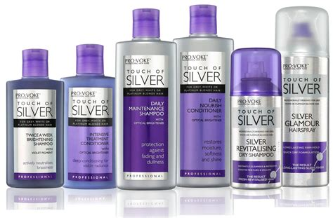 silver touch l touch of silver