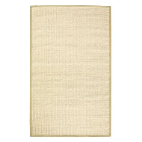 Home Decorators Collection Woolen Jute Natural 9 Ft 6 In Rugs Home Depot