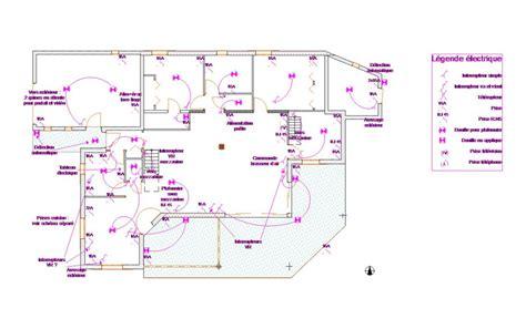 plan electrique cuisine schema electrique maison individuelle pdf segu maison