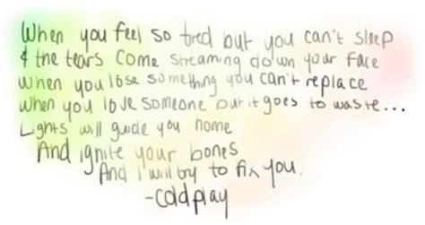 coldplay fix you lirik coldplay fix you lyrics quotes medzpro com