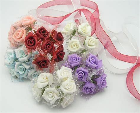 fiori per bomboniera fiori finti per bomboniere piante finte bomboniere con