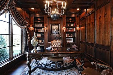 cozy home office cozy home office victorian and gothic interior style