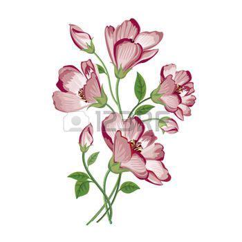 japanse tekeningen bloemen tekening bloem 3a boeket bloemen bloemen frame bloeien