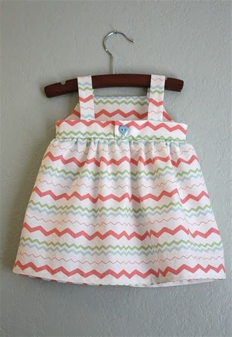 simple pattern baby dress cute and easy baby dress pattern baby girl pinterest