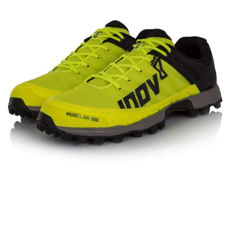 mudclaw running shoes inov8 mudclaw 300 unisex trail running shoes ss18 20