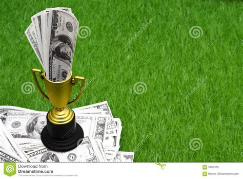 Dreams About Winning Money - winning the money game royalty free stock image image