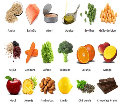 colesterol en alimentos 10 alimentos que ajudam a emagrecer viva