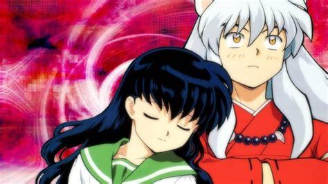 wallpapers hd anime inuyasha inuyasha and kagome desktop backgrounds for free hd
