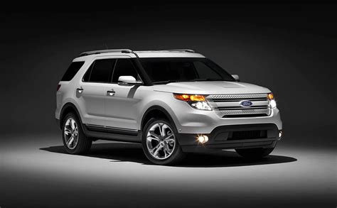2011 Ford Explorer by 2011 Ford Explorer Uncrate