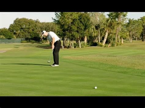 jim furyk swing speed pelz corner optimize your putting speed doovi