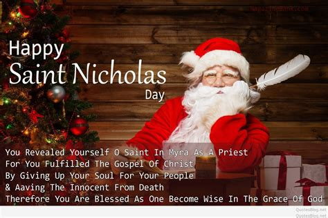 happy st s day quotes and images top happy st nicholas day merry 2015 2016