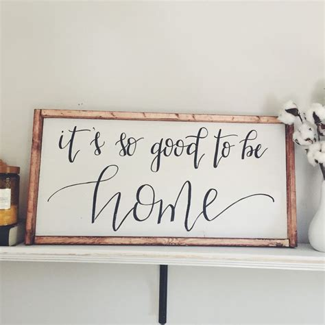 Wooden Handmade Signs - 25 best ideas about painted wooden signs on