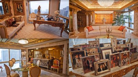 donald gold penthouse inside obama s palatial new home gq india get smart pop culture