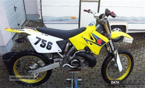 2008 suzuki rm 250 moto zombdrive