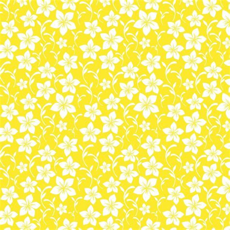 free printable scrapbook paper yellow white floral on yellow scrapbook papers pinterest