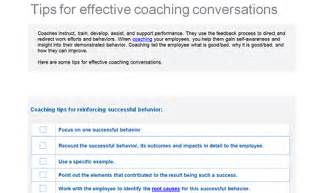 employee coaching form template employee feedback and coaching templates toolkit