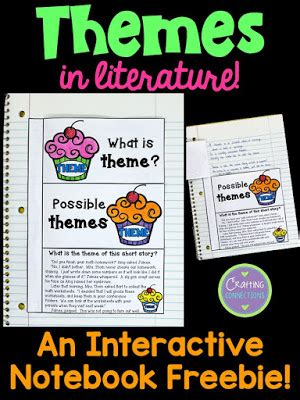 negative themes in literature crafting connections teaching about themes using the