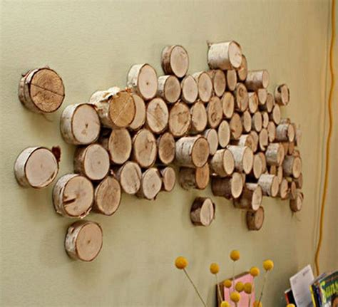Inexpensive Diy Wall Decor Ideas And Crafts Wooden Wall Decoration