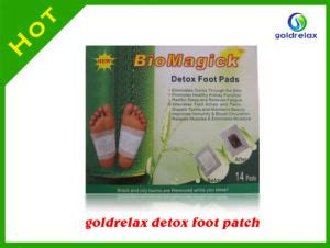 Bamboo Vinegar Detox Patch Made In Japan by China Bamboo Vinegar Detox Foot Pads Detox Foot Pad