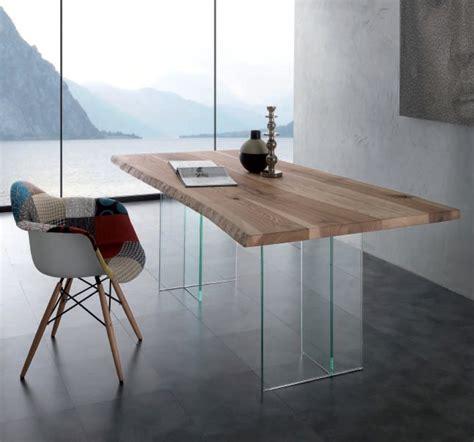 tavolo soggiorno vetro tavolo naturalglass rettangolari fissi vetro tavoli a