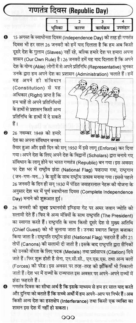 Essay On 26 January In by Essay 26 January Republic Day Crafts