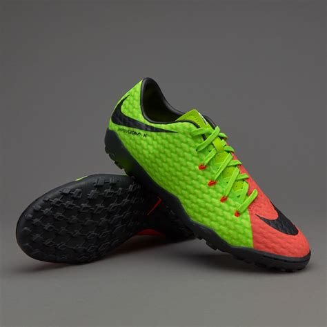 Sepatu Bola Nike Hypervenom Phelon sepatu futsal nike hypervenom phelon iii tf electric green