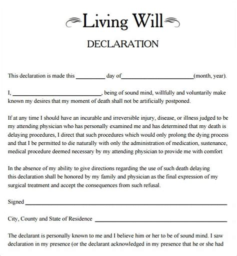 template for wills free will template peerpex