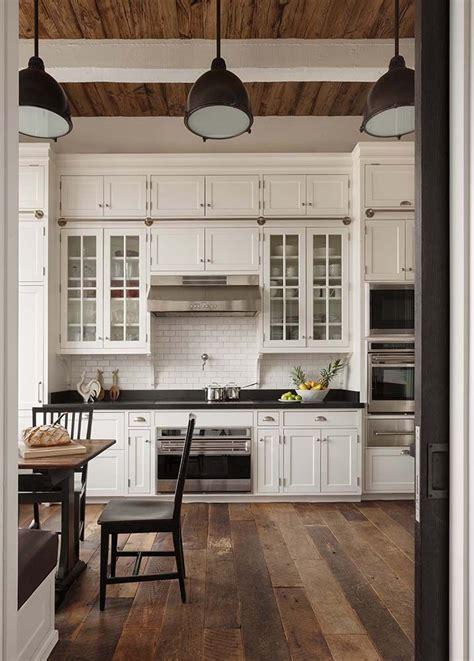 kitchen floor ideas pinterest 25 best ideas about wood floor kitchen on pinterest