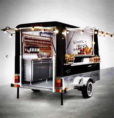 mobile food trailer design
