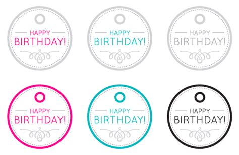 printable gift tags for birthday 7 best images of happy birthday printable tags happy