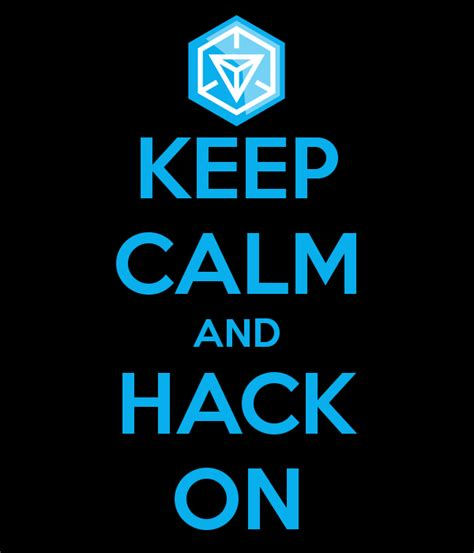 Meme Hack - meme keep calm and hack on decode ingress