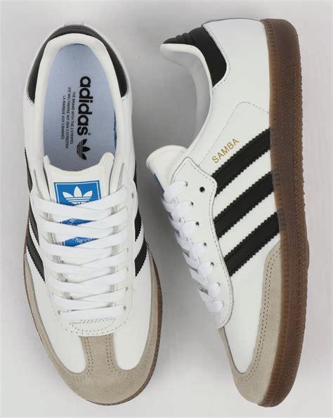 Adidas Samba Classic Grey Running Sneakers Sport Casual Santai 1 adidas samba clear grey sneakers for australia