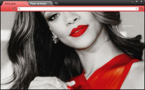 hot themes for chrome 16 red hot rihanna chrome themes desktop wallpapers and