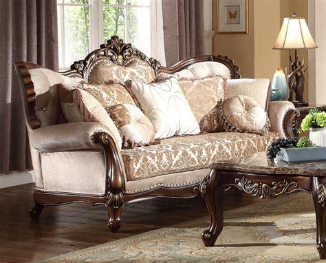 kensington provincial beige chenille sofa