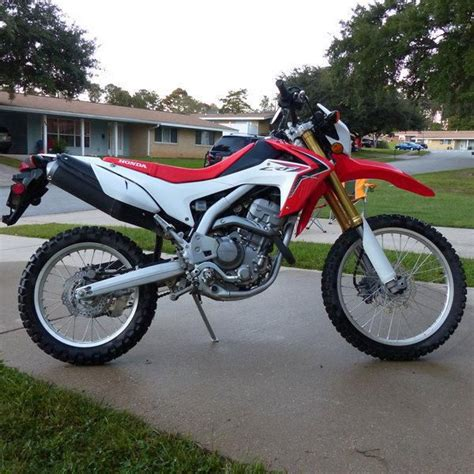 2014 Honda Crf250l Street Legal Dirt Bike For Sale On 2040