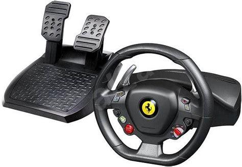 volante 458 italia thrustmaster 458 italia volant alza cz