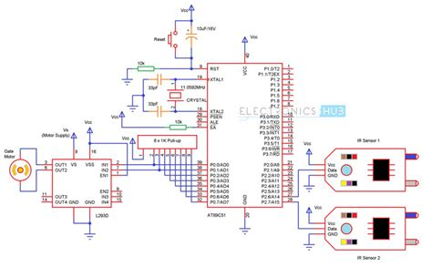 gate motor wiring diagram blower motor wiring